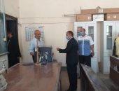 محافظ المنيا يكلف رؤساء المدن بالمرور على المدارس للوقف على جاهزيتها للدراسة