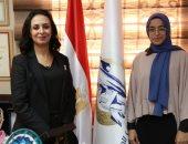 مايا مرسى: الفتاة المصرية تعيش فترة مميزة فى ظل إرادة سياسية تمكن المرأة