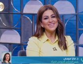 مايا مرسى تشيد بمساندة المرأة المصرية لأسرتها وبلدها.. فيديو