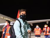 ميسي يصل لاباز لمواجهة بوليفيا فى تصفيات مونديال 2022