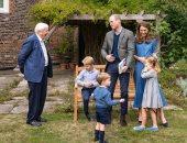 كيت ميدلتون ووليام يعدان أطفالهما للعب دور نشط فى الحياة الملكية