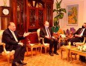 محافظ أسيوط يستقبل السفير الألماني ورئيس مفوضية الاتحاد الأوروبي.. فيديو وصور