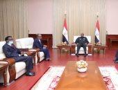رئيس مجلس السيادة السودانى يوجه بتعزيز العلاقات مع جنوب أفريقيا وأستراليا