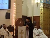 الكنيسة الكلدانية بالقاهرة تحتفل بختام ظهورات العذراء سيدة فاتيما