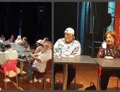 """عرض مسرحية """"مورستان"""" لسمير العصفورى على المسرح القومى بعد نهاية """"المتفائل"""""""