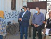 محافظ الدقهلية يقيل مديرة مدرسه ومدير الحملة الميكانيكية فى دكرنس (صور)