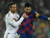 برشلونة ضد ريال مدريد .. مواجهة محتملة 17 يناير فى نهائى السوبر الإسباني