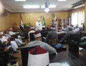 وكيل أوقاف الشرقية يجتمع بمديري الإدارات لمنع استغلال المساجد لدعاية المرشحين للبرلمان