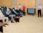 محافظ بنى سويف يُخرج الدفعة الثانية لبرنامج منظومة شكاوى المواطنين