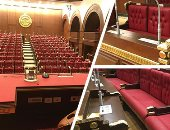 مجلس الشيوخ ينتخب الرئيس والوكيلين الأحد ويشكل لجنة خاصة لإعداد اللائحة
