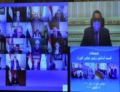 مصطفى مدبولي يرأس اجتماع الحكومة الأسبوعي عبر الفيديو كونفرانس