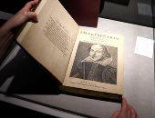بيع نسخة نادرة لمسرحيات شكسبير في مزاد بمبلغ قياسي.. صور