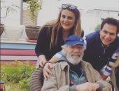 شاهد الظهور الأخير للنجم الكبير محمود ياسين قبل وفاته