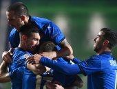 منتخب إيطاليا يستعد لدوري الأمم الأوروبية بمواجهة إستونيا الليلة