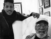 """حفيد محمود ياسين يحكى ذكرياته مع جده لـ""""اليوم السابع"""" .. أهلاوي وبيعشق بورسعيد"""