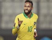 نيمار يحقق رقما قياسيا جديدا ويتخطى رونالدو فى سجل هدافى منتخب البرازيل
