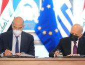 اليونان والعراق يوقعان مذكرة تفاهم فى التدريب الدبلوماسى.. فيديو