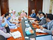 اجتماعات بالرى لمتابعة ترتيبات أسبوع القاهرة للمياه