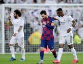 كلاسيكو برشلونة وريال مدريد بدون جماهير بفرمان من الصحة الإسبانية