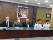 """الداخلية تسدد مصروفات 150 طالبا من غير القادرين بالقليوبية ضمن """"كلنا واحد"""""""