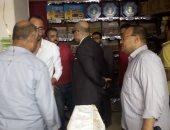 تحرير 18 مخالفة تموينية خلال حملات رقابية على الأسواق بمدينة المنيا