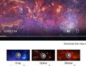 ناسا تحول بيانات التلسكوب إلى صوت موسيقى من أنحاء مجرة درب التبانة