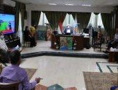 محافظ جنوب سيناء يناقش مشروعات الخطة الاستثمارية مع المجموعة الإقتصادية