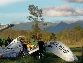 """""""معجزة"""".. الناجى الوحيد من تحطم طائرة فى كولومبيا طفل عمره عام .. صور"""