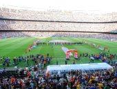 برشلونة يطالب بحضور جماهيره لمباريات دوري أبطال أوروبا
