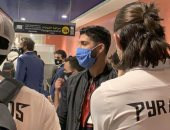 موقع مغربى يؤكد نقل فرجانى ساسى للمستشفى للاشتباه فى إصابته بكورونا