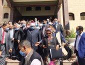 وزير الأوقاف يؤكد لأئمة السويس بناء وافتتاح 3600 مسجد فى 6 سنوات.. صور