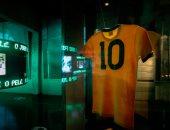 بيليه الراقص مع الكرة.. ساوباولو تحتفل بعيد ميلاد ملك كرة القدم البرازيلية.. ألبوم صور