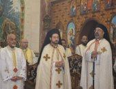 بطريرك الكاثوليك يترأس القداس الافتتاحى للسنة الرعوية بالإسكندرية.. صور