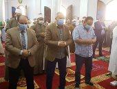 نائب محافظ الفيوم ومدير الأوقاف يفتتحان عددا من المساجد الجديدة .. صور