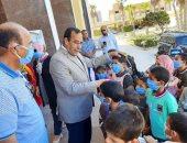 محافظ شمال سيناء يؤكد اهتمام الدولة برعاية الأيتام .. صور
