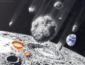 دراسة أمريكية تؤكد احتمالية وجود شظايا من كوكب الزهرة على سطح القمر