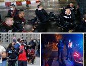 صور العالم هذا المساء.. مسلح يقطع رأس رجل في فرنسا.. الآلاف يتحدون الحكومة التايلاندية ويتظاهرون بالعاصمة.. بدء التصويت المبكر في انتخابات الرئاسية الأمريكية بولاية لويزيانا.. طالبة معاقة تغزو أعلى قمة باليونان