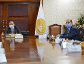 وزير التنمية المحلية يعقد اجتماعا مع عدد من رؤساء وحدات حقوق الإنسان.. صور