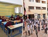 التعليم تنفى 4 شائعات أبرزها غياب الإجراءات الوقائية في المدارس
