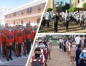 حصاد الوزارات.. وزارة التعليم تؤكد قوة إجراءات حماية الطلاب من كورونا