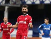محمد صلاح يقود هجوم ليفربول ضد أتالانتا فى دوري أبطال أوروبا