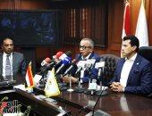 وزير الرياضة: اجتماع المنتخبات واللجنة الخماسية يهدف للتنسيق للمرحلة المقبلة