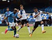 ملخص وأهداف مباراة نابولي ضد أتالانتا فى الدوري الإيطالى