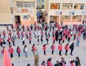 انتظام الدراسة فى مدارس محافظة قنا