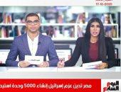 تليفزيون اليوم السابع يستعرض تفاصيل استعدادات الدولة لمواجهة الموجة الثانية لكورونا