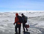 كيف يستخدم العلماء الأقمار الصناعية لتتبع الغطاء الجليدى فى جرينلاند؟