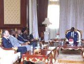 وفد من الجنائية الدولية يبحث فى السودان أوامر التوقيف بجرائم إقليم دارفور