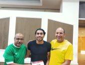 الطلائع يتعاقد رسمياً مع عمرو مرعى لمدة موسم من بيراميدز