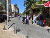 الحياة تعود لشوارع القدس بعد إزالة القيود وانتهاء شهر من الإغلاق.. صور
