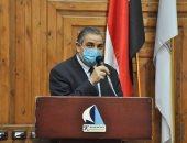 رئيس جامعة كفر الشيخ يشدد على توعية الطلاب بخطورة الأخبار الكاذبة.. صور